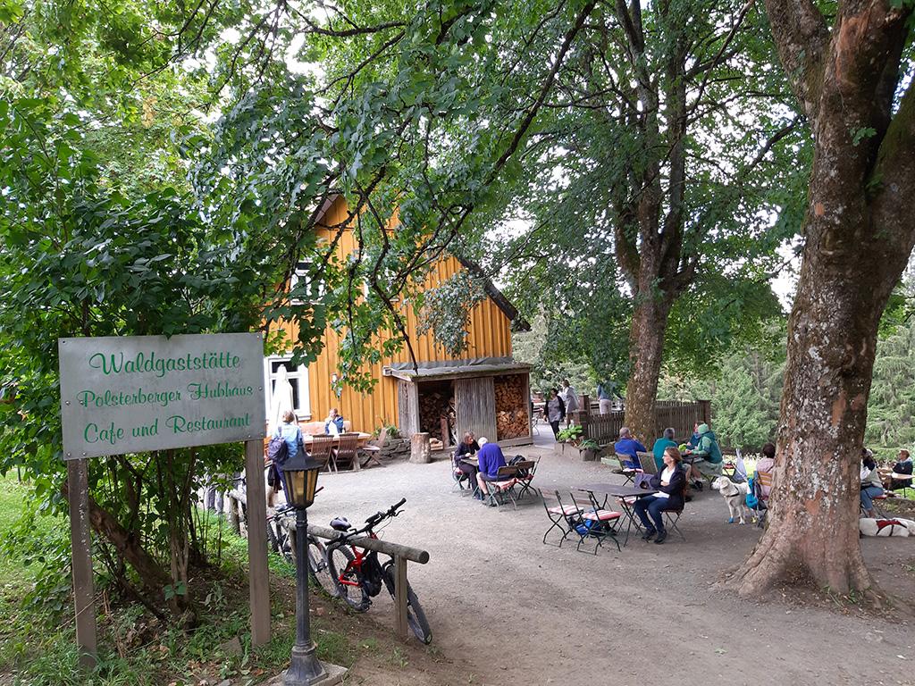 Forest restaurant Polsterberg